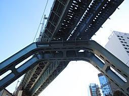 神田川丸ノ内線鉄橋.JPG