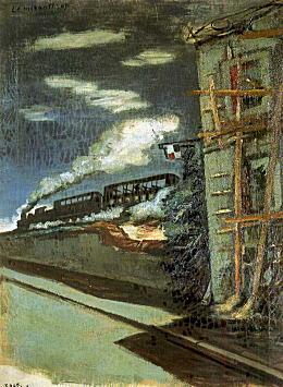 福沢一郎「風景(人間嫌い)」1928.jpg