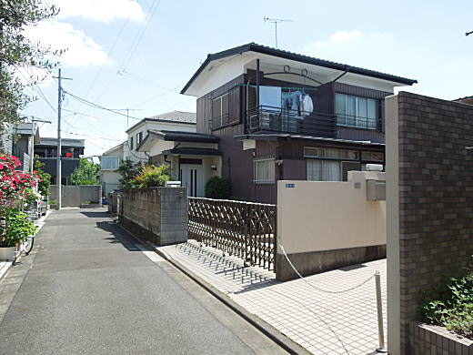 秋山宅クラブハウス跡.JPG