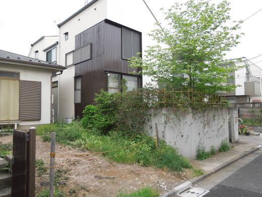 秋山清邸跡.JPG
