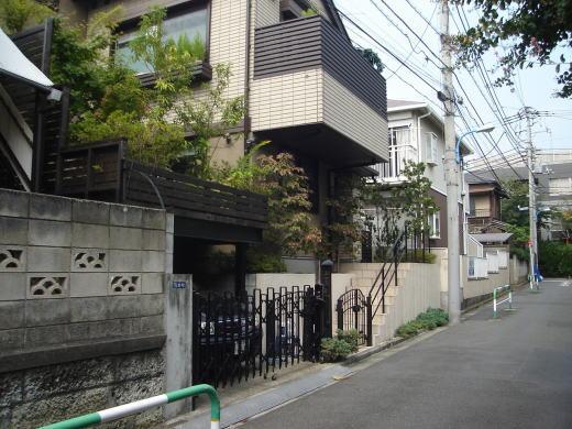 竹久夢二邸跡.JPG