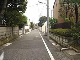 第二文化村二間道路.JPG