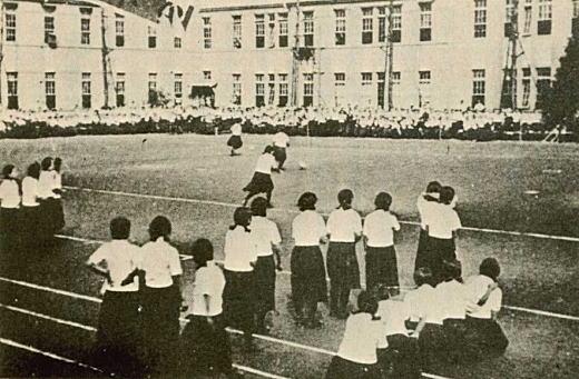 第五高女体育祭1935頃頃.jpg