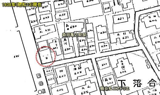 終点椎名町ターンテーブル1938.jpg