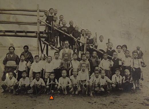 羽田穴森稲荷社遠足1937.jpg