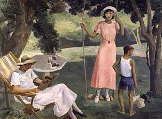 耳野卯三郎「鞦韆」1936.jpg