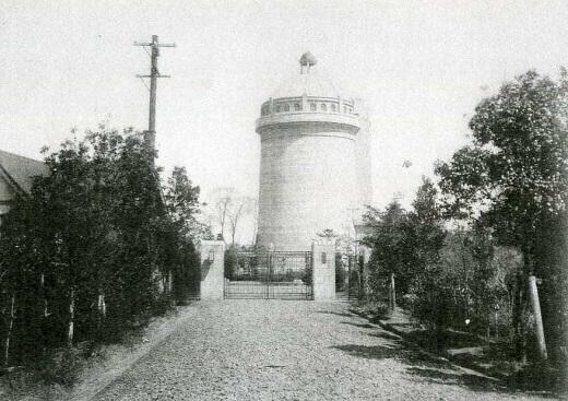 荒玉水道野方配水塔1931.jpg