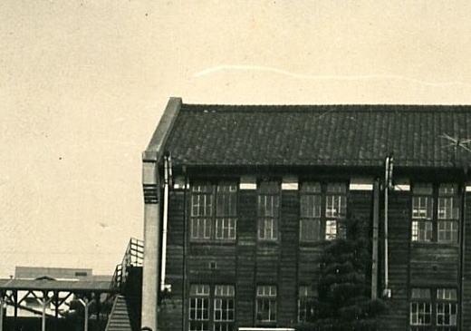 落合第一小学校1960年代.jpg