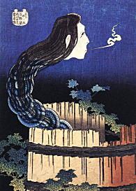 葛飾北斎「百物語・さらやしき」1831.jpg