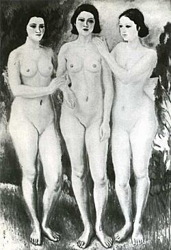 藤川栄子「三人の裸婦」1936.jpg