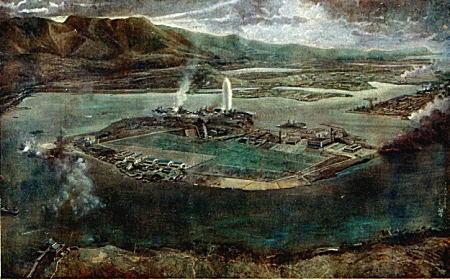 藤田嗣治「十二月八日の真珠湾」1942.jpg