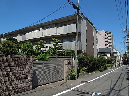 観世喜之邸跡.JPG