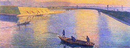 赤松麟作「住之江の火薬庫」1914.jpg
