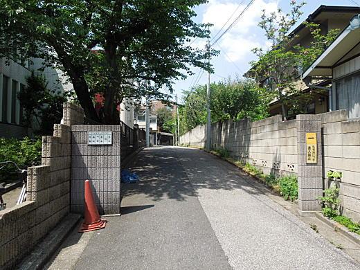 近衛新邸門跡.JPG