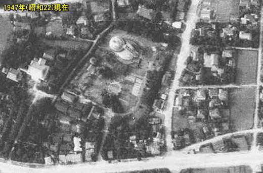 野方水道塔1947.jpg