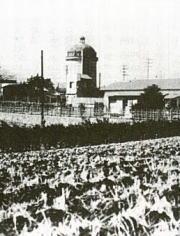 野方配水塔1950頃.jpg