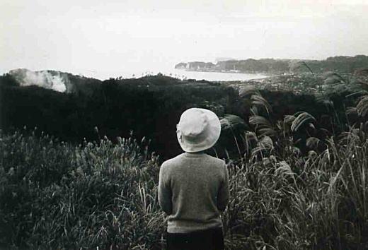 鎌倉衣張山山頂1963.jpg