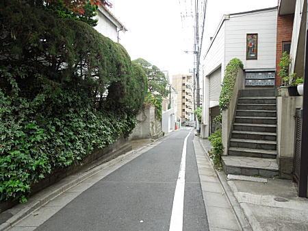 雑司ヶ谷の坂1.JPG