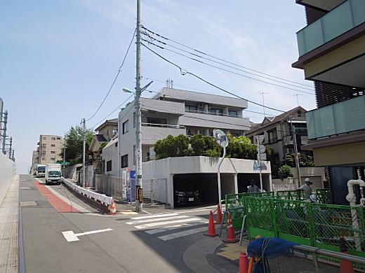 雑司ヶ谷上り坂.JPG