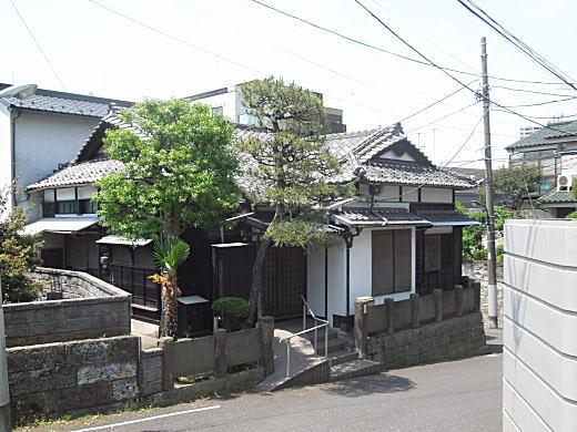 雑司ヶ谷異人館横.JPG