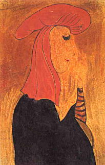 靉光「女」(部分)1934.jpg