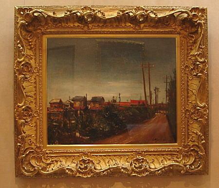 額入「下落合風景」1927.jpg