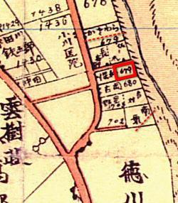 高良邸予定地1926.jpg