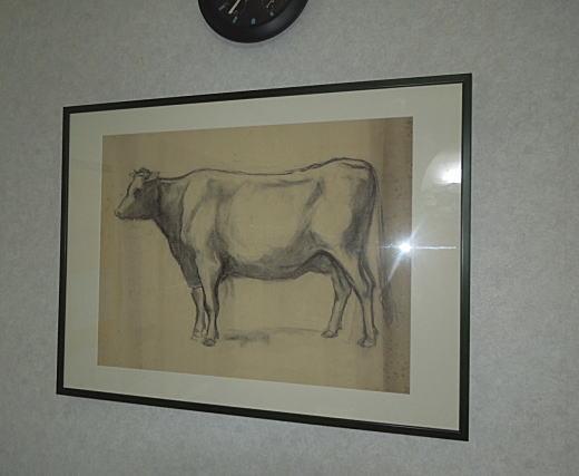 鬼頭鍋三郎「牛」193208.JPG