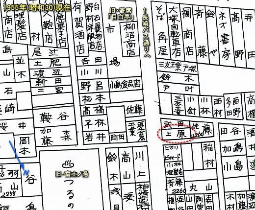鶴の湯界隈1955.jpg