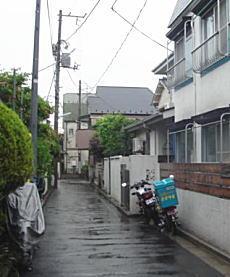 鶴田吾郎アトリエ跡下落合804.JPG