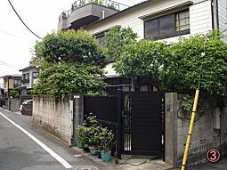 鶴田吾郎宅跡.JPG