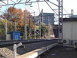 ガード西側カーブ.JPG