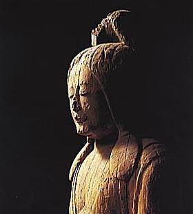 クシナダヒメ像(大磯六所神社).jpg