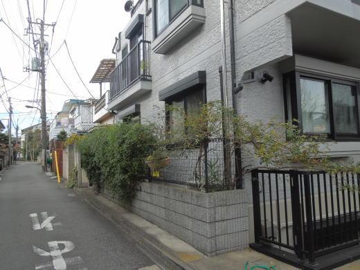下落合1986矢田津世子邸跡.JPG
