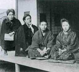 久保一雄・川口軌外1918.jpg