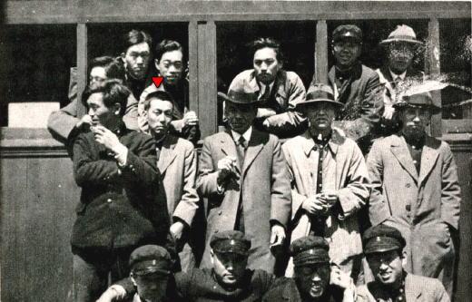 刑部人と和田英作1929.jpg