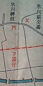 初期・下落合駅1927.jpg