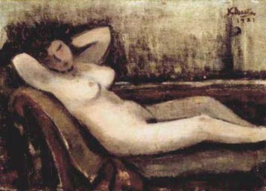 前田寛治「裸婦」1927.jpg
