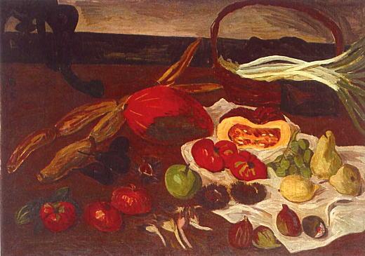 南風原朝光「野菜と果物」1940.jpg