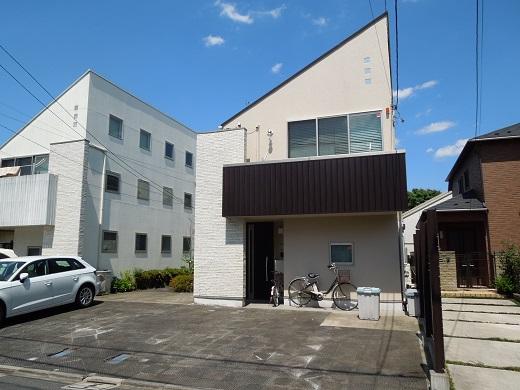 吉屋信子邸跡.JPG