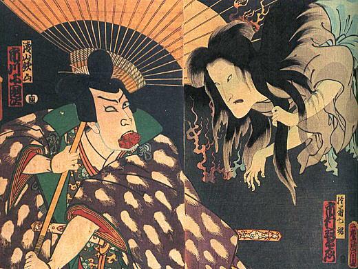 国周「番町皿屋敷お菊亡魂」1863.jpg