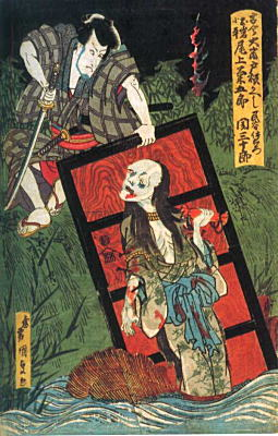 国貞(三代豊国)「隠亡堀戸板かえし」1831.jpg