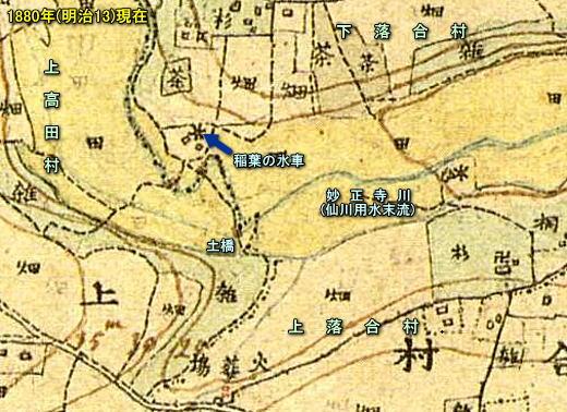 地形図・稲葉の水車1880.jpg