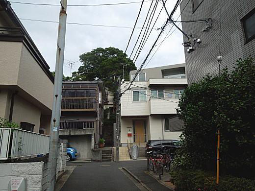 大倉山麓からの眺め.JPG