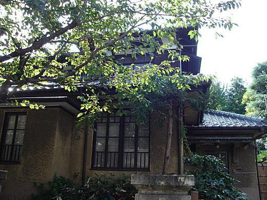 安東義喬邸界隈.JPG
