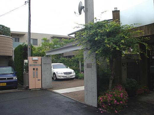 岡田礼子邸跡.JPG