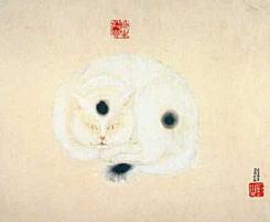 岸田劉生「猫図」1926.jpg
