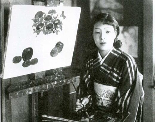岸田麗子1930過ぎ.jpg