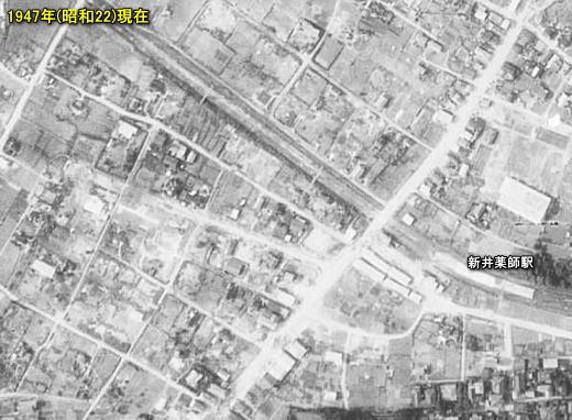 新井薬師駅前1947.jpg