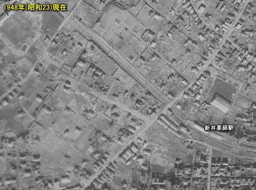 新井薬師駅前1948.jpg
